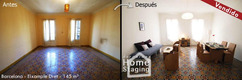 Barcelona home staging home staging espa a - Home staging barcelona ...
